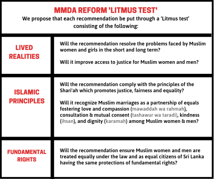 MMDA REFORM 'LITMUS TEST'